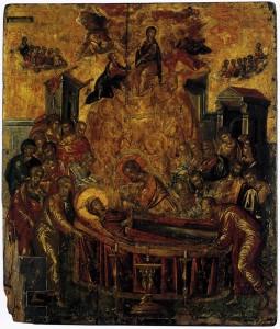 «Успение Богородицы» (ок. 1560-1567) Эль Греко.